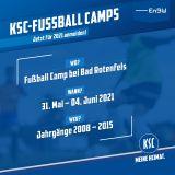 Fußball Camp FV Bad Rotenfels 31.05.-04.06.2021