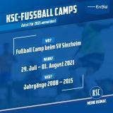 Fußball Camp SV Sinzheim 29.07.-01.08.2021