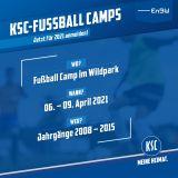 Fußball Camp Wildpark 06.04.-09.04.2021