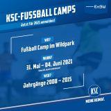 Fußball Camp Wildpark 31.05.-04.06.2021